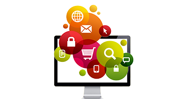 ecommerce, web application, shopping